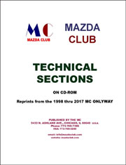 MC Technical Section printed