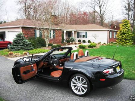2006 Miata MX-5 of Paul Bortz
