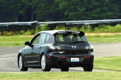 2007 MazdaSpeed 3 of Chuck Doubet