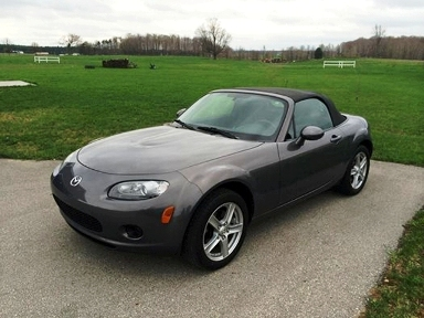 2008 Mx-5 Miata of Pierce Gokey
