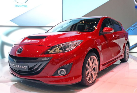 2010 Mazdaspeed3 MPS